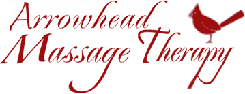 Arrowhead Massage Therapy Logo